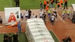 Nogometašima Hajduka nije bilo lako nakon meča