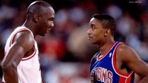 Isiah Thomas o Jordanu: Michael? Pa on mi uopće nije bio konkurencija
