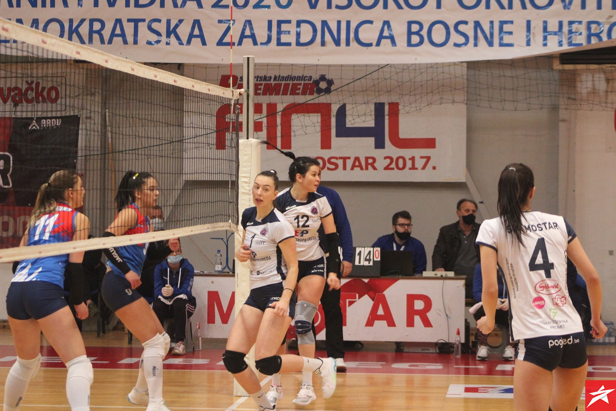 ŽOK Gacko slavilo protiv SOK Mostar