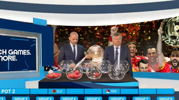 BiH saznala protivnike u kvalifikacijama za Evropsko prvenstvo!