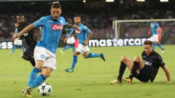 Mertens nakon pobjede Napolija: 2:0 nije dovoljno