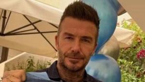 Beckham se fotografisao s dresom najmržeg kluba, a na njemu je ispisan nadimak koji mu najviše smeta