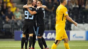 """Dinamo se oprostio od svoje zvijezde: """"Hvala i sretno"""""""
