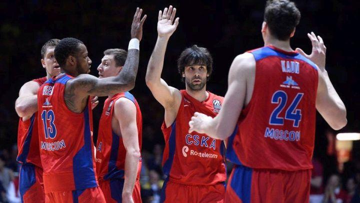 CSKA niže pobjede, Brose Baskets bolji od Maccabija