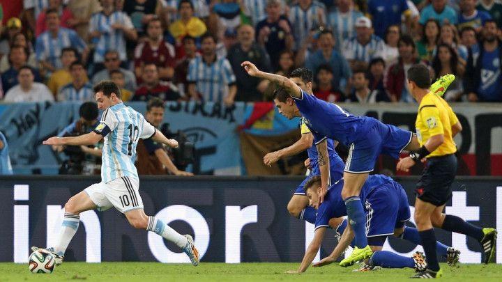 Messijev gol protiv Villarreala neodoljivo podsjeća na onaj protiv BiH
