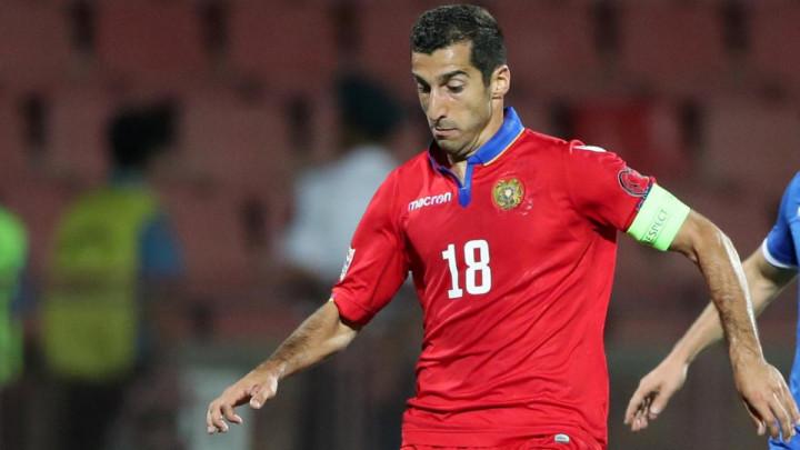 Henrikh Mkihtaryan: Sad ćemo analizirati utakmicu BiH i spremiti se za nedjelju
