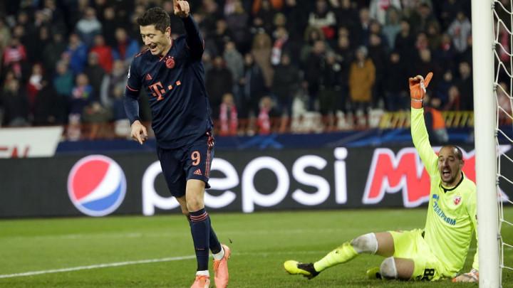 Lewandowski je mogao biti Zvezdin za 1000 eura mjesečno, ali su ga odbili