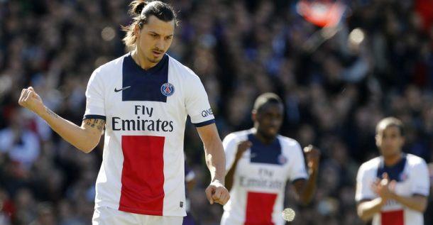 PSG slavio u Toulouseu uz hat-trick Ibrahimovića