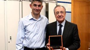 Legendarni sudija otišao u penziju, Florentino Perez ga nagradio