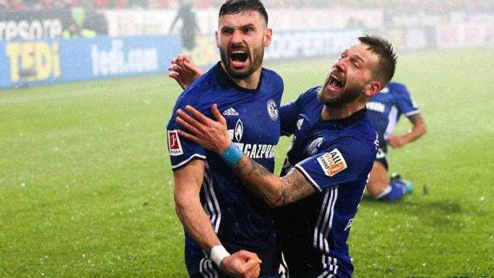 Caligiuri za nova tri boda Schalkea