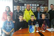 Pet omladinaca potpisalo ugovore sa Željezničarom