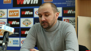 """Žižović u elementu i pored poraza: """"Hard work ili what is this - I don't know"""""""