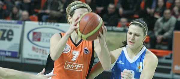 Košarkašice Čelika slavile u Novom Sadu