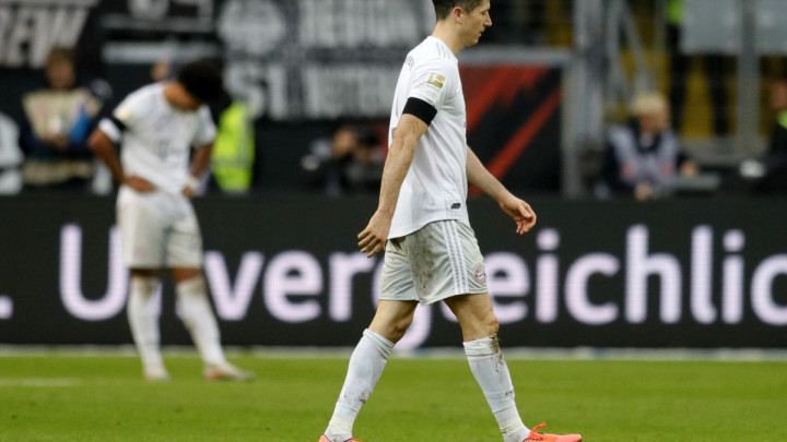 Katastrofa Bayerna, Kovaču je bolje bilo da se nije ni vraćao u Frankfurt