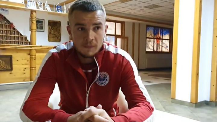 Mašić se želi nametnuti Žižoviću: Svaki trening je borba