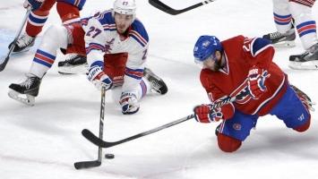 Rangersi savladali Montreal Canadiense
