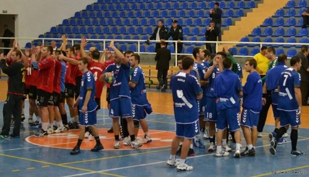 Rukometaši Kaknja, Bosne (V) i Leotara u nižem rangu