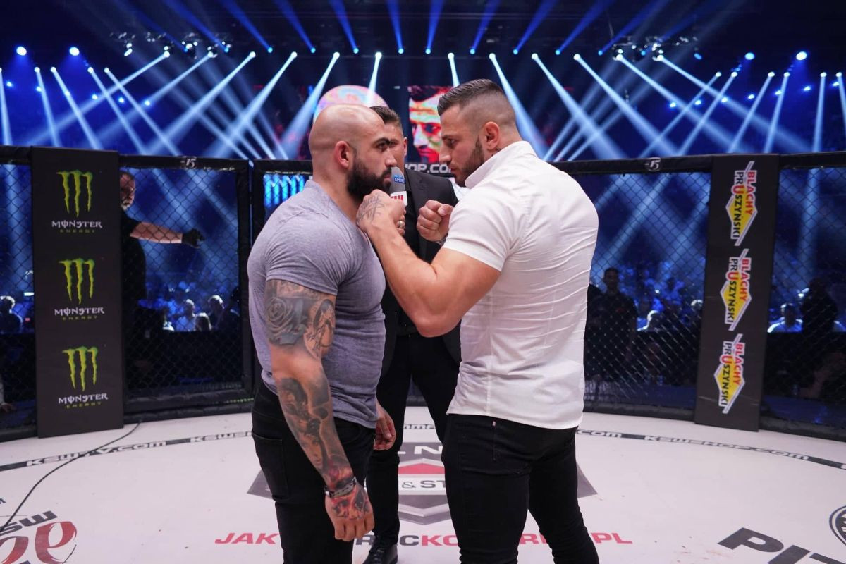 Erko Jun pred borbu karijere: Meč neće trajati duže od dvije runde, poslat ću Szostaka na pod