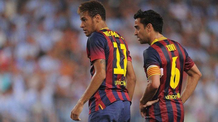 Xavi: Šta je to Ronaldo uradio? Neymar je bio bolji