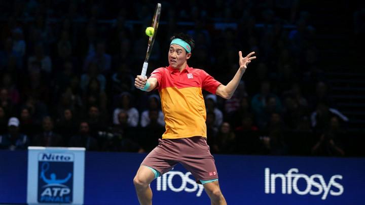 Sjajni Nishikori porazio Federera