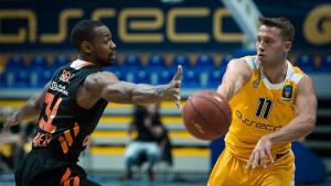 Lokomotiv Kuban slavio protiv Cedevite