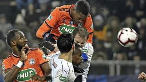 Lyon slavio u gostima protiv Amiensa