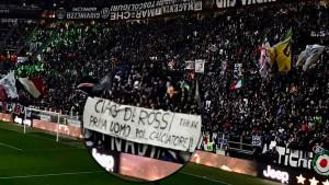 Jednostavna poruka Juventusovih ultrasa Danielu De Rossiju