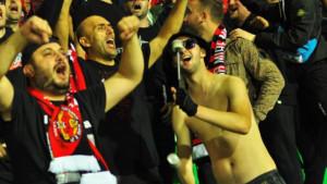 Albanski navijač objavom na Facebooku dobio veliko poštovanje