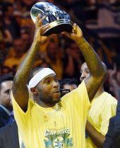 Tyrese Rice MVP Final Foura