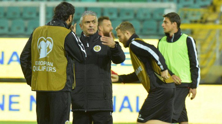 Selektor Armenije nakon debakla u Italiji mogao je uraditi samo jednu stvar