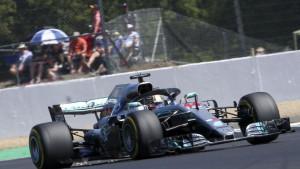 Hamilton starta prvi na Silverstoneu