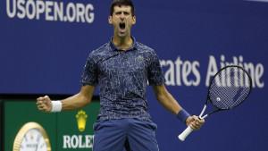 Novak Đoković u velikom stilu do titule na US Openu