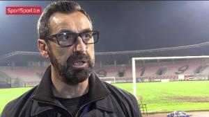 Zlatan Nalić: Čestitam momcima, moramo prihvatiti bod