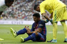 Novi šok za Barcu: Suarez propušta početak La Lige?