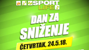 Dan za Sport life sniženje