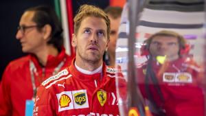 Vettel: Najgore je kada vas nešto muči, a ne znate u čemu je problem