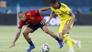 Crvena furija bez furioznog starta Evropskog prvenstva, Šveđani uspjeli sačuvati mrežu u Sevilli