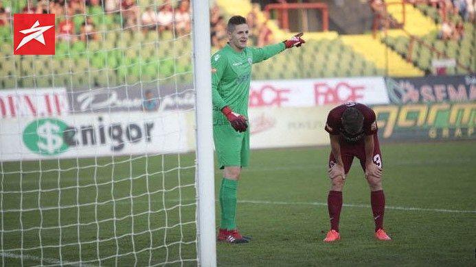 Pirić debitovao za Maribor, ali ipak ne može biti zadovoljan