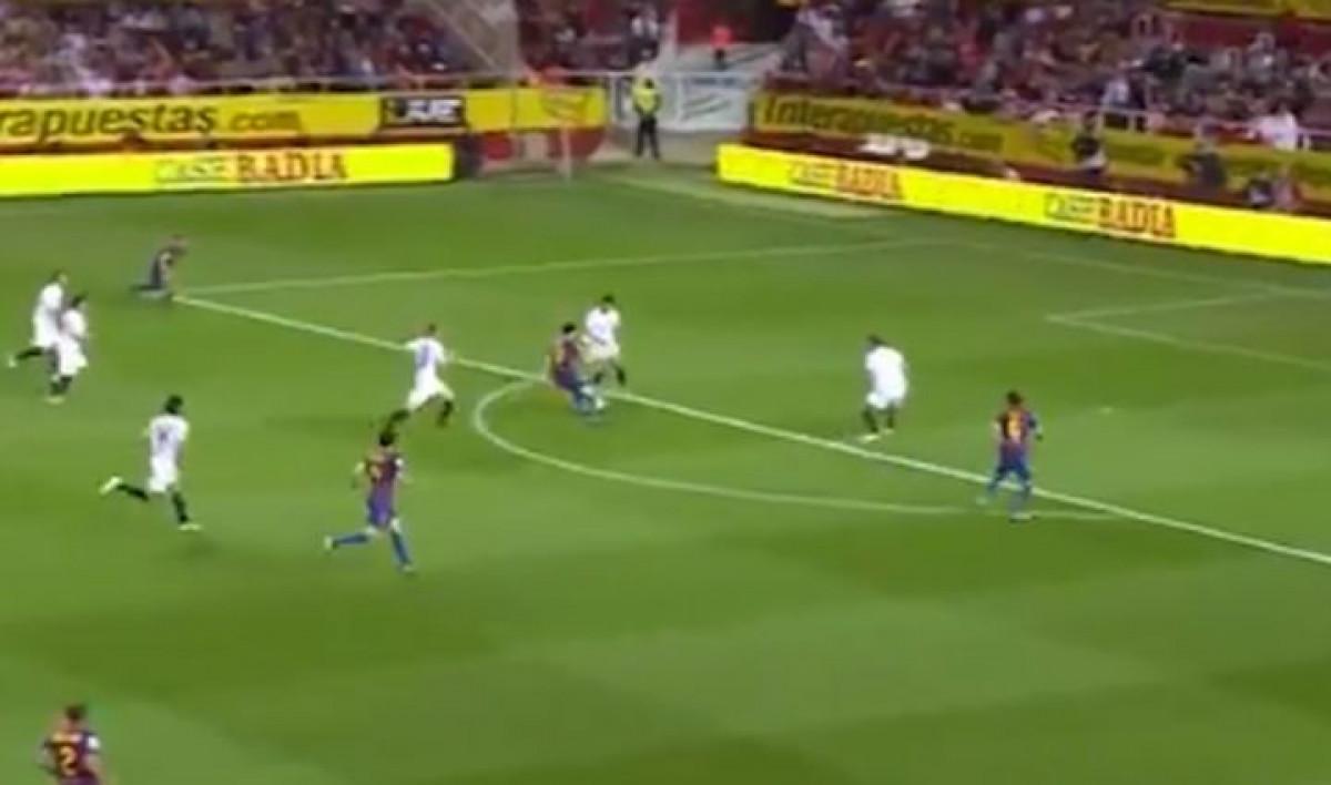 """Barcelona se prisjetila majstorije Lionela Messija, a njegova """"žrtva"""" tada je bio Emir Spahić"""