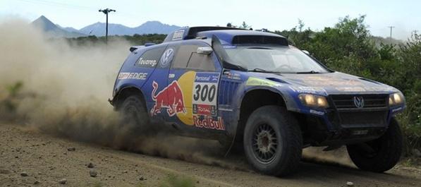 Sainz pobjednik 12. etape Relija Dakar