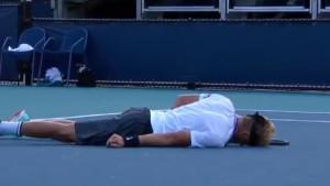 Stravične scene u Miamiju: Španski teniser kolabirao na terenu