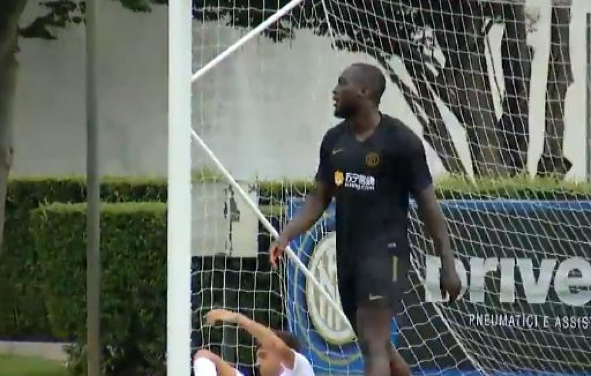Pogledajte četiri gola Romelua Lukakua u debiju za Inter