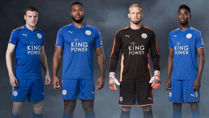 Leicester predstavio novi dres koji izgleda fantastično
