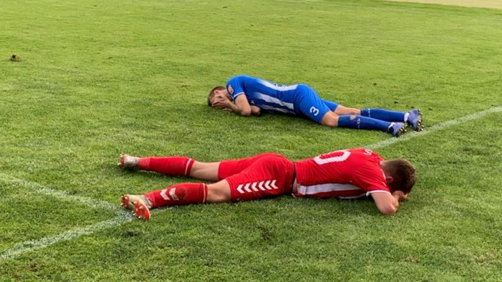 Dvije teške povrede obilježile duel Zvijezde 09 i GOŠK-a