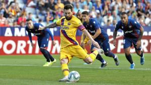 Favorit ne pobjeđuje uvijek, posebno ako igra kao Barcelona danas