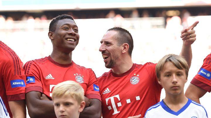 Spektakl u Minhenu: Čudesan gol Riberyja