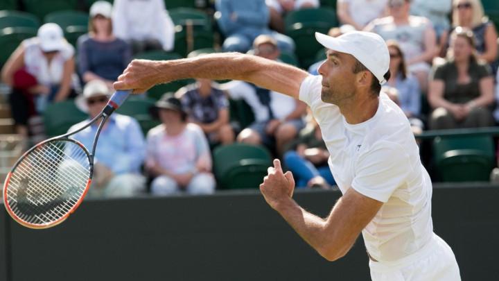 Doktor Ivo piše historiju Wimbledona