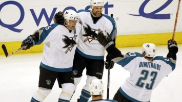 San Jose Sharksi pregazili Edmonton Oilerse