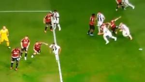 Pogledajte zbog čega je Juventusu protiv Milana poništen gol