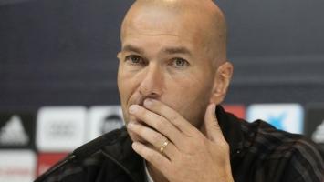 Zidane uoči Atletica lupa glavom u zid